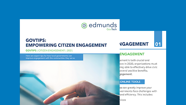 GovTips: Empowering Citizen Engagement