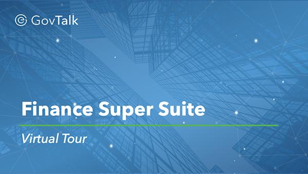 Finance Super Suite Software Tour