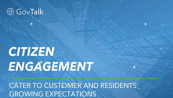 Citizen Engagement GovTalk
